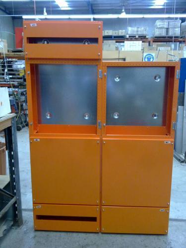Multi Tenancy meter panel