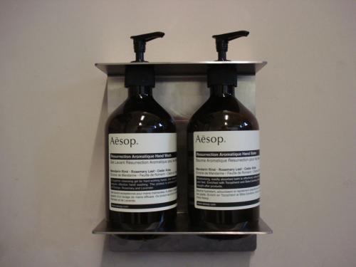 Soap dispenser holder