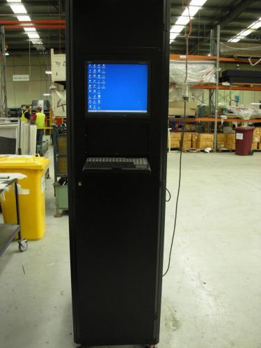 5- Communications Cabinet