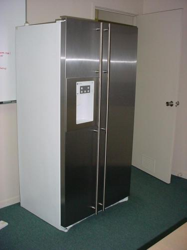 Fridge Doors - Side view