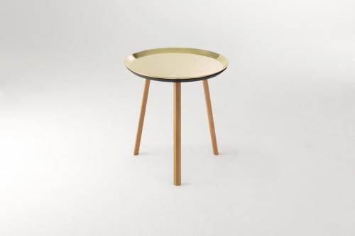 Tailored Table Brass Tray 02H