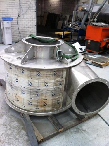 Stainless duct1