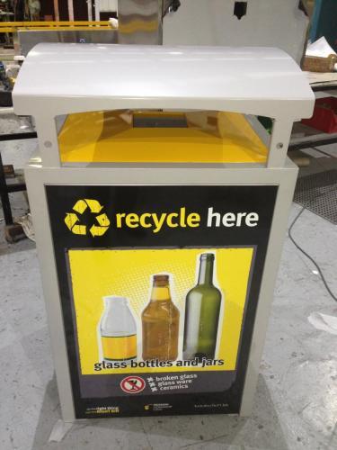 Catten randwick recycle bin